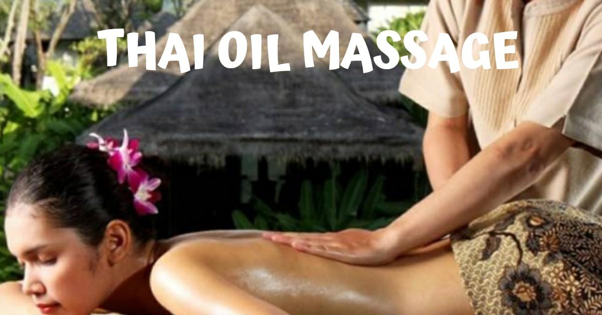 Novita'! 1 Thai oil massage  della durata di 60 minuti nella centralissima Viale Sauli da Emanuela Francini!