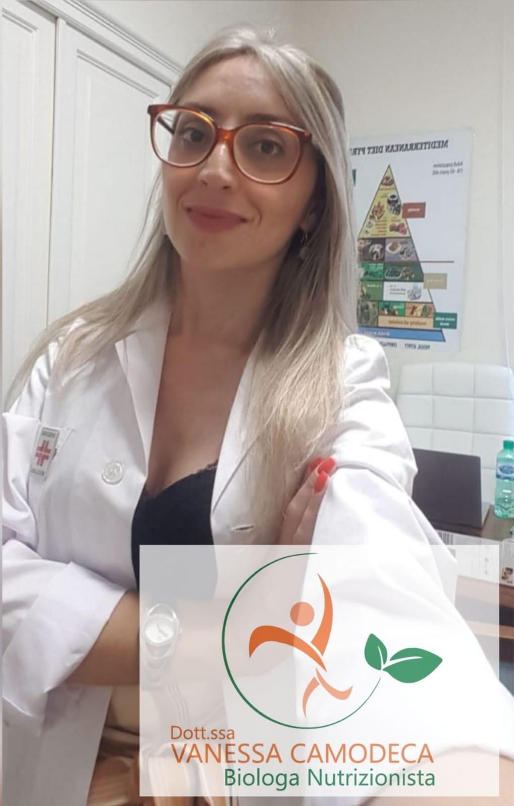 In centro! Visita nutrizionale con misurazione bioimpedenziometrica + stesura dieta personalizzata e protocolli dieta chetogenica dalla Dott.ssa Camodeca Vanessa!
