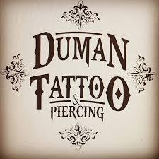 Nuova validità! Tatuaggio 5x5  in bianco e nero o buono sconto di 60 euro per tatuaggi di altre dimensioni in bianco e nero o a colori nel cuore di Genova in Piazza Dei Garibaldi da Duman Tattoo Studio!