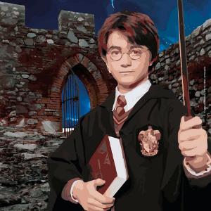Novita'!! Shooting fotografico ambientato nel mondo di Harry Potter per grandi e piccini a soli 19,90 anziché 70 da Daruma Photo nel cuore di Genova in  Vico Giannini!