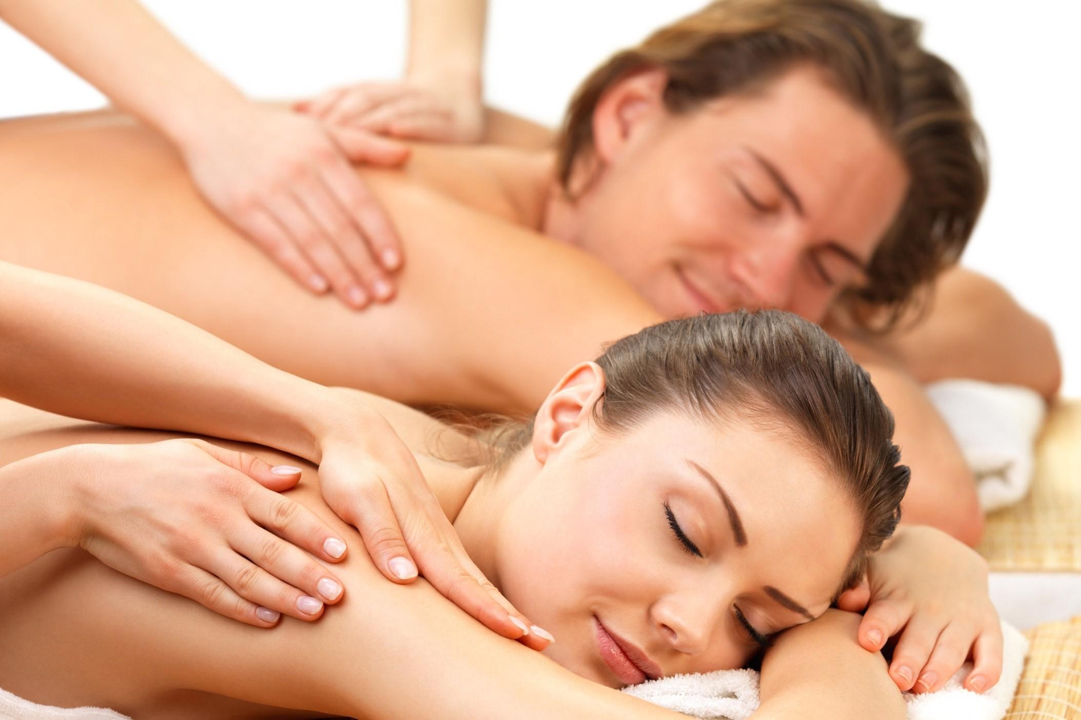 Massaggio di coppia da 45 minuti presso l'Estetica San Lorenzo nella centralissima via San Lorenzo!