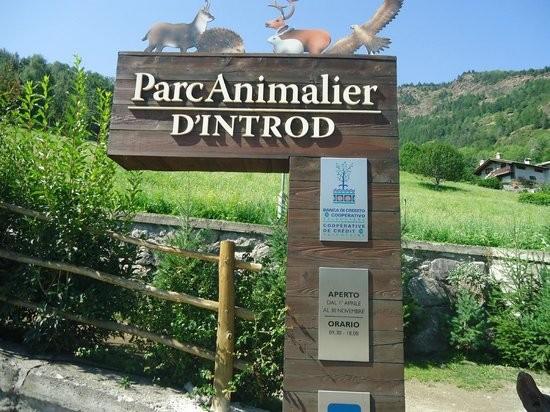 due ingressi  adulti e 1 bambino al Parc Animalier d'Introd! Prepara la macchina fotografica..!