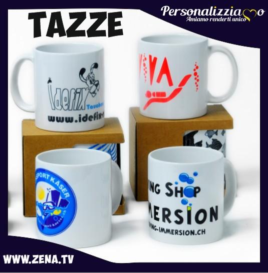 8,00 euro anziché 12 per una tazza personalizzata con immagini o frasi. Dai sfogo alla tua creativita'! Da Personalizziamo nella centralissima Via Maragliano!